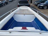 Ranger 21 ring power boat