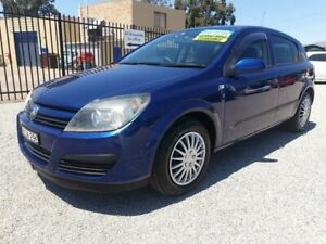 2005 HOLDEN ASTRA AH 5D HATCH, AUTOMATIC, JULY 2021 REGO, WARRANTY, JUST SERVICED!! North St Marys Penrith Area Preview