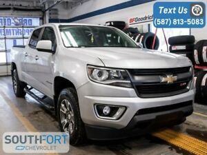 2018 Chevrolet Colorado 4WD Crew Z71 Leather Tonneau $262 B/W