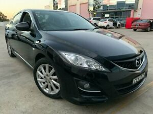 LOW KM MAZDA 6  TOURING Thornleigh Hornsby Area Preview