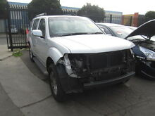 WRECKING NISSAN PATHFINDER R51 TI  2007 V.6 PETROL AUTOMATIC Brooklyn Brimbank Area Preview