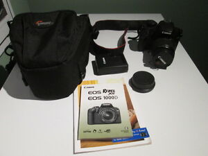 Canon EOS Rebel xs Kitchener / Waterloo Kitchener Area image 1