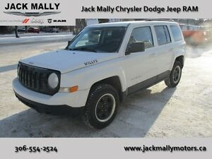 2011 Jeep Patriot North 4x4