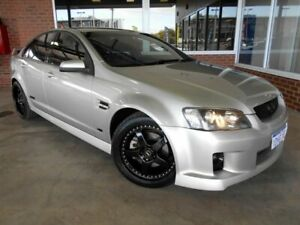 2007 Holden Commodore VE SS-V Silver 6 Speed Automatic Sedan St James Victoria Park Area Preview