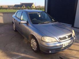 Vauxhall Astra 1.4 Petrol 2004