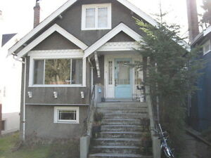 3bdr suite in a house in Point Grey - MAY 15TH