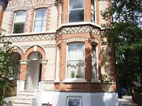 Large Ground Floor Bay fronted One Bedroom Flat