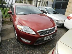 2007 Ford Mondeo MA TDCi Red 6 Speed Sports Automatic Sedan Somerton Park Holdfast Bay Preview