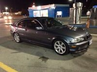CLEAN TITLE ! REDUCE PRICE 2002 BMW 3-Series Coupe (2 door)