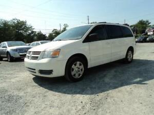 LOW MILEAGE! 2008 Dodge Grand Caravan STOW AND GO!!!!FINANCING