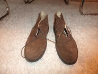 NEW HIGH END FORMAL SUEDE SHOES LOAKE LIFESTYLE - SAHARA