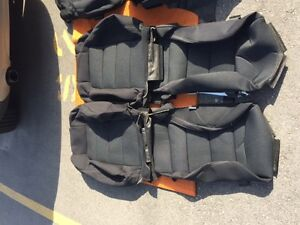 Mustang Clothe Seat Covers
