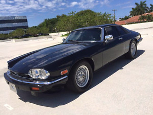 1989 jaguar xj12 coupe for trade