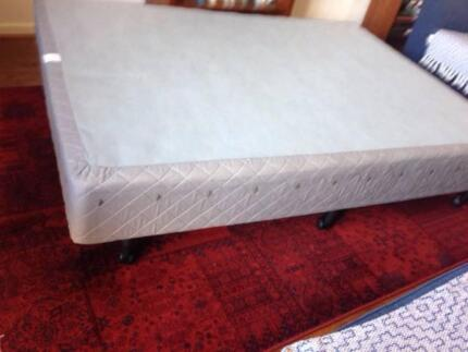 Free double bed base as new