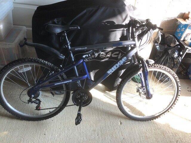 Apollo Ride Mens Mountain Bike
