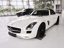 Mercedes-Benz SLS AMG Roadster GT AMG SPEEDSHIFT DCT