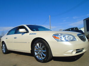 2008 Buick Lucerne CXS SUPER-4.6L V8 LUXURY-NAVI-HEATED LEATHER-