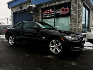 2011 BMW Série 3 328i xDrive+COUPE+W/NAVI+**SPORT PKG** 6 SPEEP