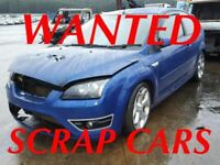SCRAP CARS & MOT FAILURES WANTED CASH PAID ON COLLECTION