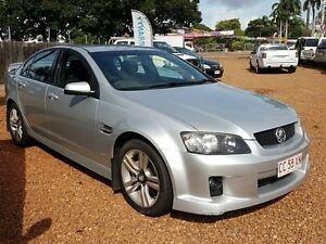 2009 Holden Commodore VE SV6 Silver 4 Speed Auto Active Select Sedan Winnellie Darwin City Preview