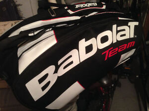 "Babolat Tennis Bag - NEW - Neuf ""Big convenient size"""