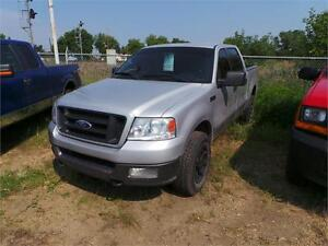 2004 Ford F-150 4WD SUPERCREW FX4 For Sale Edmonton