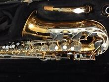 Alto saxophone Made in Japan in Yamaha Factory, stamped Vito Runcorn Brisbane South West Preview