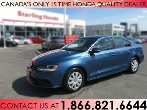2016 Volkswagen Jetta Sedan TRENDLINE+ | 1 OWNER | NO ACCIDENTS