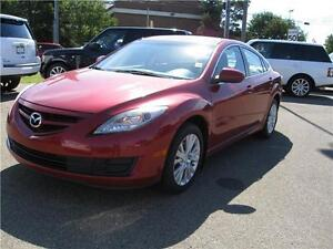 2010 Mazda Mazda6 GS  GREAT CAR  LOW LOW LOW PAYMENTS