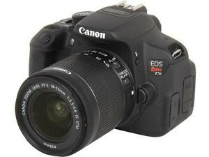 CANON REBEL T5 Digital SLR Camera with High Def Video