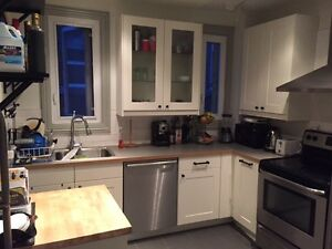 Beautiful renovated 5 & 1/2  located in the heart of downtown