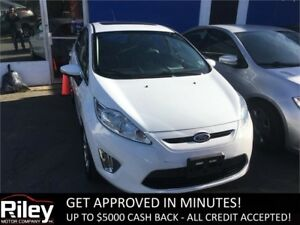 2013 Ford Fiesta Titanium STARTING AT $107.41 BI-WEEKLY