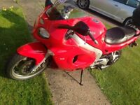 Triumph Sprint ST 955i excellent condition, 2002, must be seen, £1695