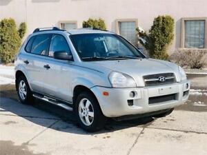 2007 Hyundai Tucson GL avec groupe air