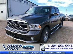 2016 Ram 1500 Limited Laramie Limited low km