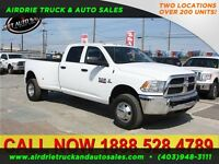 2014 Ram 3500 SLT Crew Cab Long Box 4X4 Diesel Dually