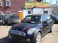 2011 MINI Cooper Clubman LEATH SROOF 36K-100% APPROVED FINANCING