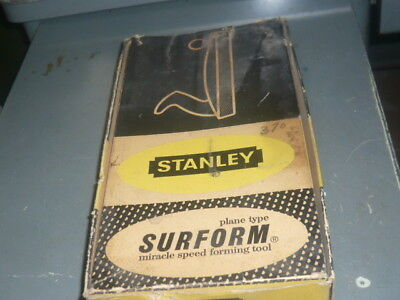 296 Surform Plane - Stanley No.296 Surform plane new in original box with extra cutter