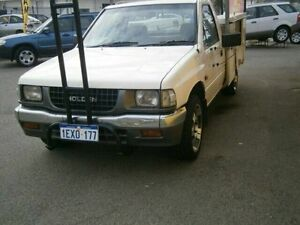 1995 Holden Rodeo 3618 White 5 Speed Manual Trayback Maddington Gosnells Area Preview