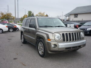 2008 Jeep Patriot limited SUV, Crossover, No accident