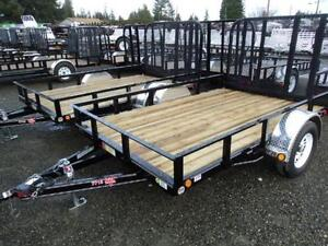 Looking for 5x10 Utility trailer.