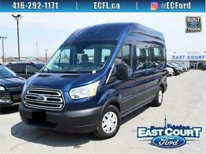2019 Ford Transit Passenger Wagon XLT HR|15 SEATS|Boards|$183/wk