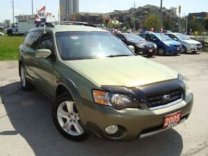 2005 Subaru Outback AWD Only 137km Accident Free