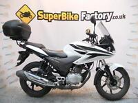 2011 61 HONDA CBF125 M-B