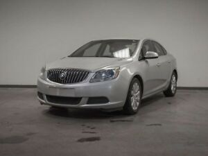 2016 Buick Verano LEATHER DUAL CLIMATE AC SAT RADIO