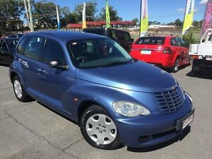 2007 Chrysler PT Cruiser MY06 Classic Blue 5 Speed Manual Hatchback Southport Gold Coast City Preview