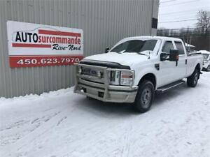 2009 Ford Super Duty F-350 SRW XLT -- DIESEL --
