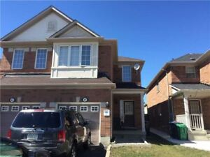 Renovated 4 Bed + 4 Bath + 1 Bed Basement Home in Brampton