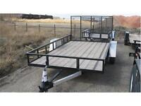 CARGOMATE 6.5X12 TRAILER WITH 3500# AXLE $1825.00