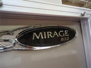 SYLVAN MIRAGE 822 LZ PONTOON BOAT